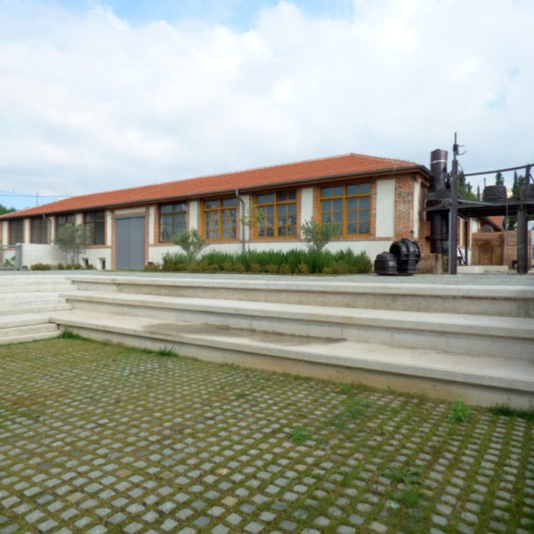 Thumbnail for Cultural Centre of the former vocational training school of Chamidie -Islachane