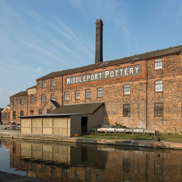 Thumbnail for Middleport Pottery