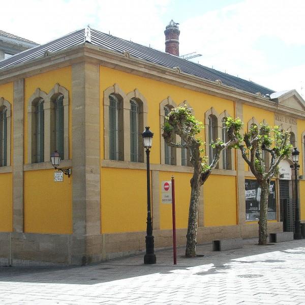 Thumbnail for Parliament of Rioja & Exhibition hall Amós Slavador