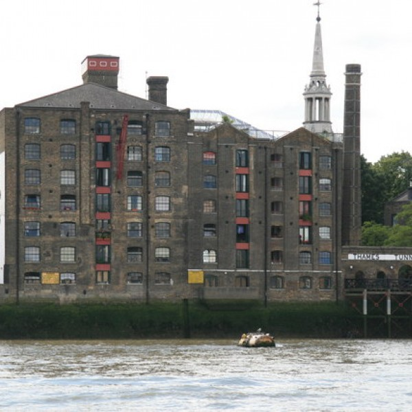 Thumbnail for Thames Tunnel Mills