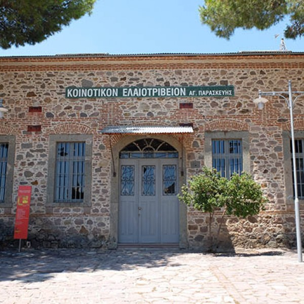 Thumbnail for The Museum of Industrial Olive Oil Production of Lesvos