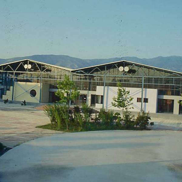 """Thumbnail for University of Thessaly, """"Pedion Areos"""" Campus"""